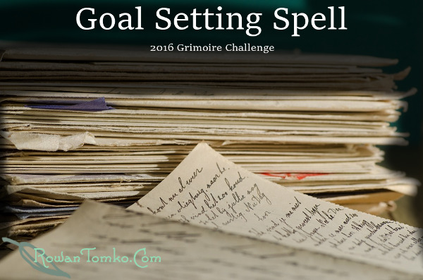 Intentions and goals spell